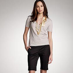 J. Crew Bermuda shorts; Photo: J. Crew