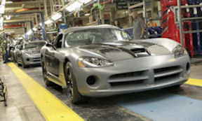 The final Dodge Viper ACR models develop 640 horsepower.(photo: Chrysler/Dodge)