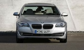 The 2011 BMW 528i sedan goes on sale in July.