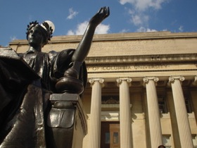 Columbia University in the City of New York. (Image from www.columbia.edu.)