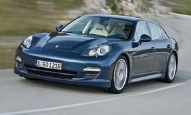All 11,300 copies of the 2010 Porsche Panamera are being recalled to fix the front seat belt mounts.