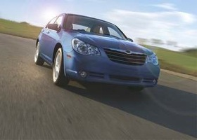 The Chrysler Sebring will be renamed the Nassau, according to a report. (Photo courtesy of Chrysler.)