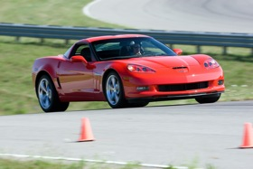 The Corvette Grand Sport. (Photo courtesy of Chevrolet.)