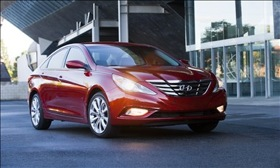 The 2011 Hyundai Sonata. (Photo courtesy of Hyundai.)