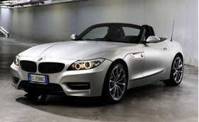 BMW Z4 sDrive35is Mille Miglia Edition