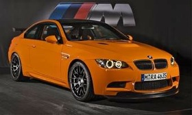 The BMW M3 GTS can hit 62 mph in 4.4 seconds. (Photo courtesy of BMW.)
