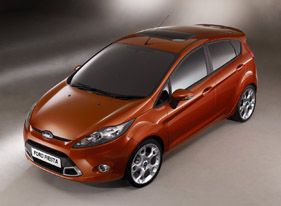 2011 Ford Fiesta Hatch