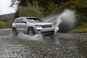 The 2011 Jeep Grand Cherokee. (Photo courtesy of Chrysler.)