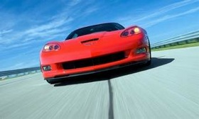 The Corvette Grand Sport is an excellent choice for summer vacation. (Photo courtesy of General Motors.)