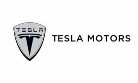 The Tesla logo. (Photo courtesy of Tesla.)