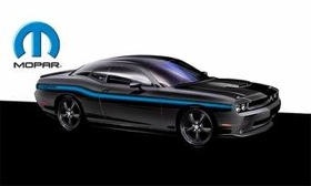 2010 Mopar Challenger. (Photo courtesy of Dodge.)
