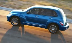 It's the end of the road for the long-running Chrysler PT Cruiser. (Photo courtesy of Chrysler.)