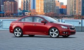 The Chevrolet Cruze. (Photo courtesy of General Motors.)