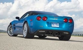 A mid-engine Corvette won't happen, an exec says. (Photo courtesy of Chevrolet.)