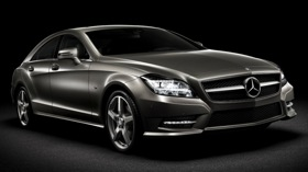 The 2012 Mercedes-Benz CLS. (Photo courtesy of Mercedes-Benz.)