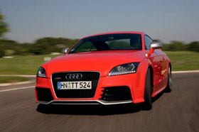 2011 Audi TTRS