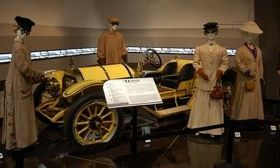The Automotivated exhibit runs through Jan. 23 the Petersen Automotive Museum in Los Angeles. (Photo by Mark Vaughn.)