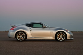 The Nissan Nismo 370Z. (Photo courtesy of Nissan.)