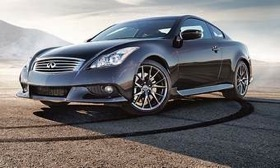 The Infiniti Performance Line arrives in December with the IPL G, a G37 coupe with unique components and engine and suspension tunings. (Photo courtesy of Infiniti.)