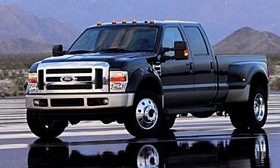 The Ford F-450 Super Duty. (Photo courtesy of Ford.)