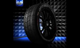 Optima Sports' Camber Tire is designed to enhance a car's handling. (Photo via AutoWeek.)