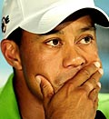 Tiger Woods. Credit: (© Andrew Brownbill/AP)