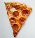 Pizza slice. Credit: (© Foodcollection/Getty Images)