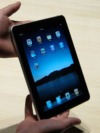 apple ipad aapl stock photo