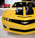 2010 Chevrolet Camaro 2SS (Daniel Acker/Bloomberg via Getty Images)