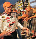 Dale Earnhardt Jr. ( Rusty Burroughs/AP)