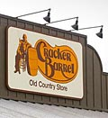 Credit: ( Tim Boyle/Getty Images)&#xA;Caption: Cracker Barrel store