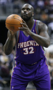 Shaquille O'Neal (© Keith Allison/Wikimedia Commons?
