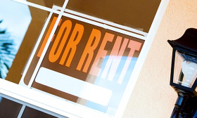 Rental rates are falling across the West. (© Dana Hoff/Beateworks/Corbis)