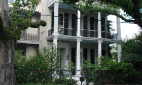 The former home of author Anne Rice is available for $3.7 million. (© Realtor.com)