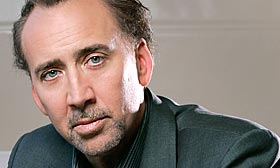 Nicolas Cage's two homes in New Orleans are set for a foreclosure auction Nov. 12. (©Carlo Allegri/AP)