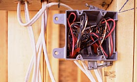 Wiring a house yourself can be dangerous. ( David Papazian Photography Inc./Getty Images)