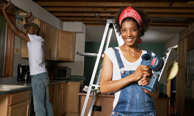 Being aware of your 'remodeling personality' can help keep your remodel project on track. ( Blend Images/SuperStock)