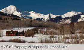 Stony Creek Ranch in Snowmass, Colo., is listed at $47 million. (© Realtor.com)