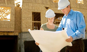 Although the federaly homebuyer tax credit is coming to an end, builders will likely have other incentives to entice homebuyers. (© Kelly Redinger/Design Pics/Corbis)