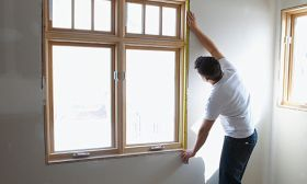 Window improvement projects were up 188% year over year in the first quarter of 2010. ( Wilkosz &amp; Way/Corbis)