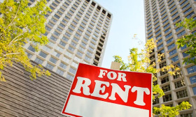 With rental vacancies back on the decline, prices are back on the upswing. (© Kelly Redinger/Jupiterimages)