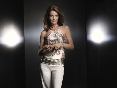 Laura Leighton of 'Melrose Place'
