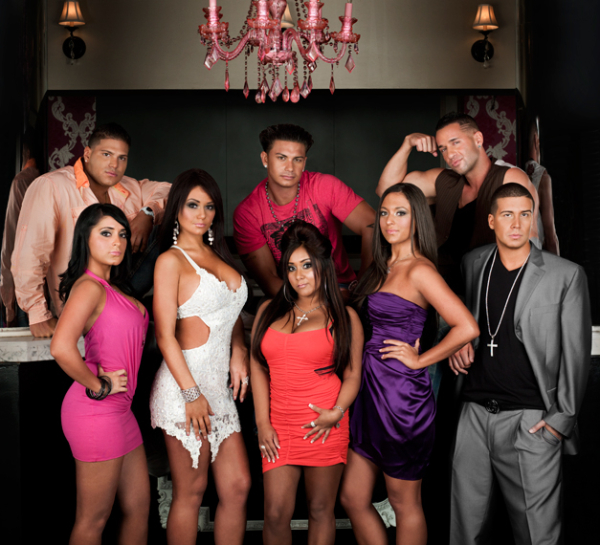 The 'Jersey Shore' Cast. Photo courtesy MTV.