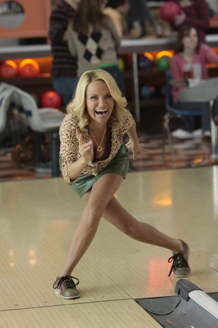 Kristin Chenoweth as April Rhodes on