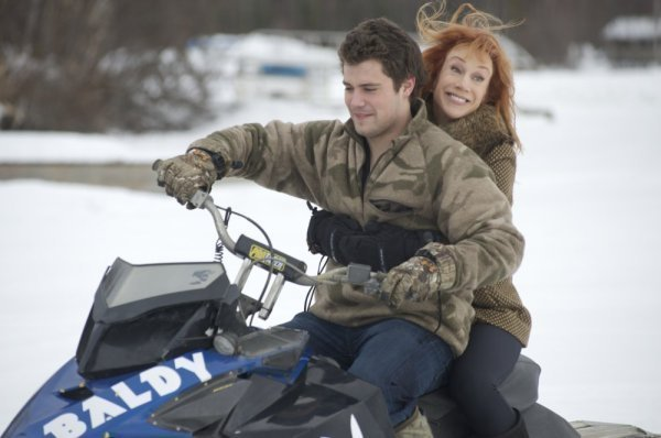 Levi Johnston and Kathy Griffin do the