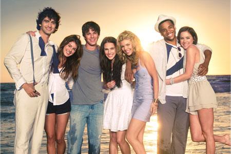 90210. Photo Courtesy the CW.