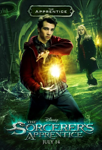 Ученик чародея / The Sorcerer's Apprentice (2010) TS